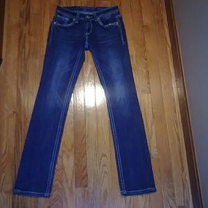 Grace in La Straight Jeans Size 27 x 33